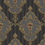Italian Glamour Wallpaper 4609 By Parato For Galerie